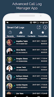 Smart Call Logs (Phone + Contacts and Calls) - náhled