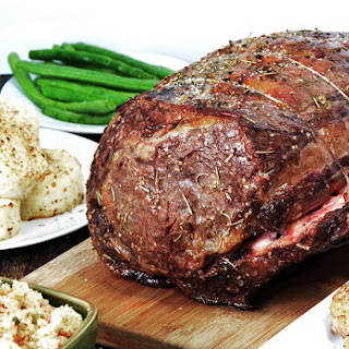 Melt In Your Mouth Prime Rib