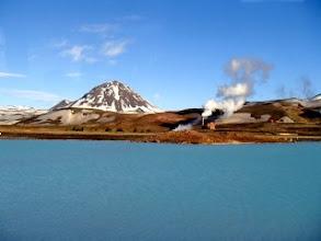 Photo: Krafla geothermal area