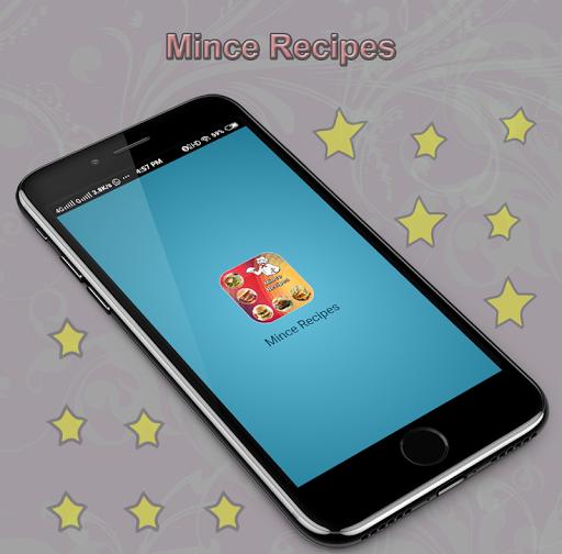 Mince Recipes 1.0 screenshots 1