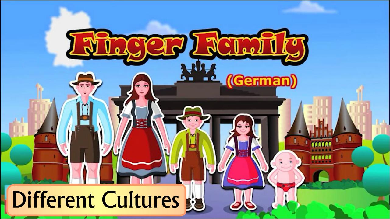 Finger family collection 7 finger family songs - Finger Family Video Songs World Finger Family Screenshot