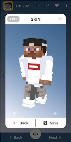 Steve Skins for Minecraft PE - MCPEのおすすめ画像3