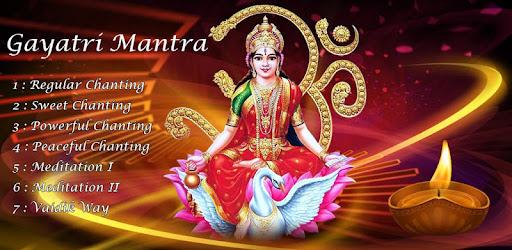 Gayatri Mantra Powerful Audio - Apps on Google Play