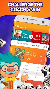 Boggle With Friends: Word Game MOD APK 16.02 [Free Boost] 4