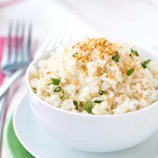 Coconut Jasmine Rice Recipe