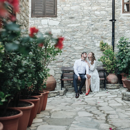Fotógrafo de bodas Darya Gileva (Daria333). Foto del 17.01.2018