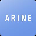 女性のヘアやコスメなどの美容トレンド情報アプリ ARINE(アリネ) icon