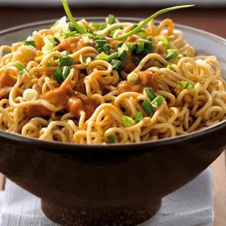 Sesame Paste Noodles Recipes