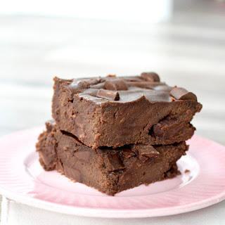 Black Bean Brownies.