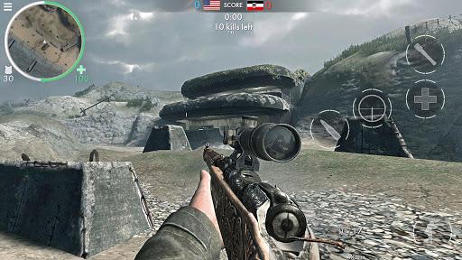World War Heroes: WW2 Shooter 1.9.6 screenshots 7
