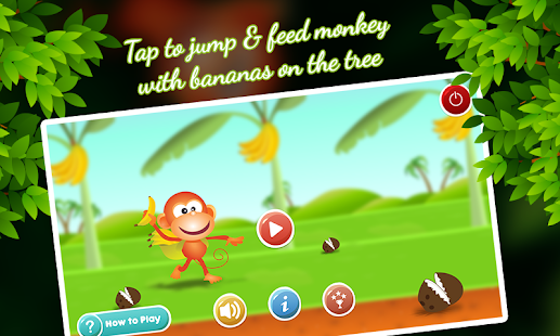 MON-JI: Adventure Monkey Jump- screenshot thumbnail