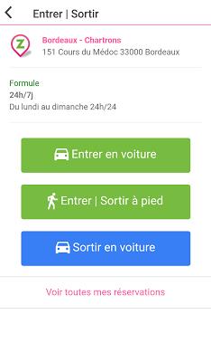 Zenpark - screenshot