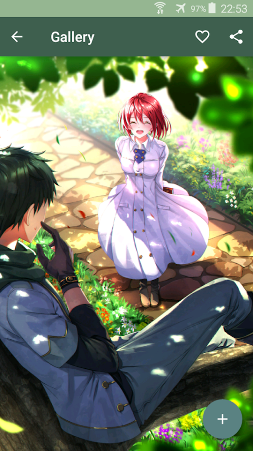 Awesome Anime Wallpaper Otaku Free Download