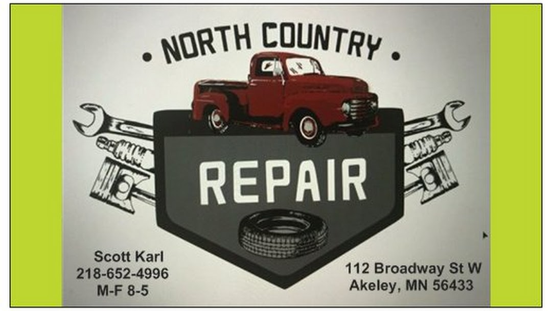 North Country Auto >> North Country Repair Auto Repair Shop In Akeley Next To