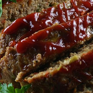 Classic Spicy Meatloaf.