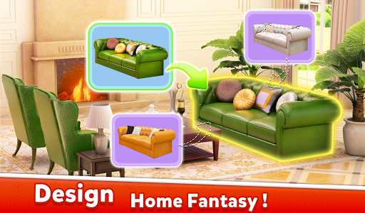 Home Fantasy - Dream Home Design Game - screenshot