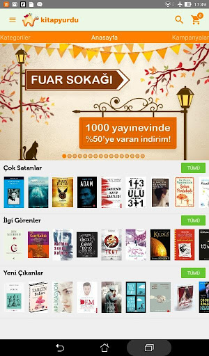 Kitapyurdu screenshot 10