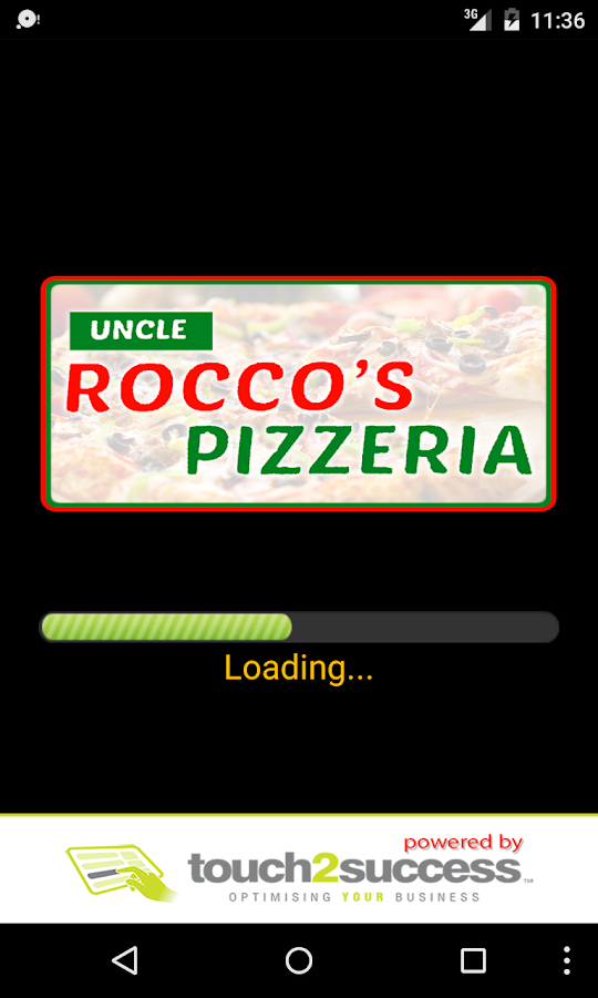 Uncle Rocco's Pizzeria- screenshot