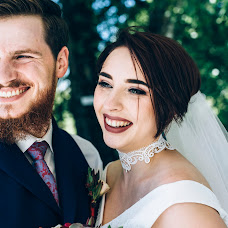 Wedding photographer Aleksandr Vinogradov (sanchous89). Photo of 09.08.2017