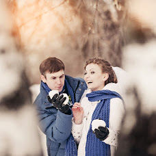 Wedding photographer Evgeniy Rakitin (Riks). Photo of 21.01.2014