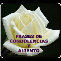 Mensajes de Pésame, Condolencias y Aliento
