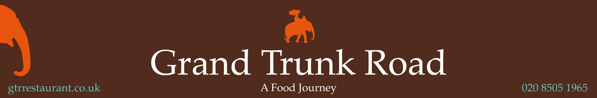 Grand Trunk Road Restaurant Signage