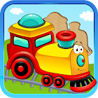 Kids Puzzle Car & Vehicles Jigsaw icon