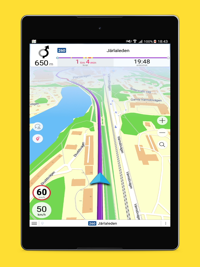 Eniro Navigation Offline GPS Android Apps On Google Play - Map sweden eniro