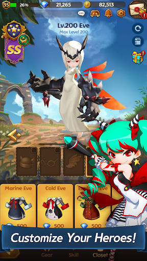 Hello Hero Epic Battle: 3D RPG  screenshots 4