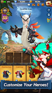 Hello Hero Epic Battle: 3D RPG 4