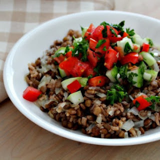 Judara - Our take on middle eastern lentils and rice