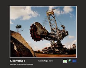 Photo: RO: Sunt mic Miniere de suprafață la Valea Crișului între anii 1960-1980.  EN: I'm small Surface development at Valea Crișului between 1960 and 1980.