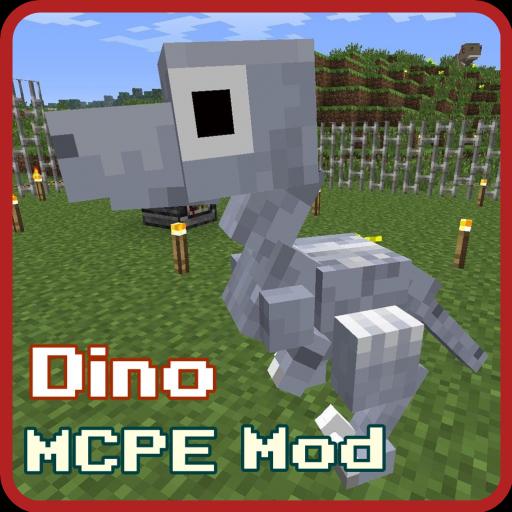 Dino Mod MCPE Guide