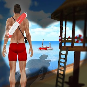 Beach Life Rescue Simulator 3D for PC and MAC