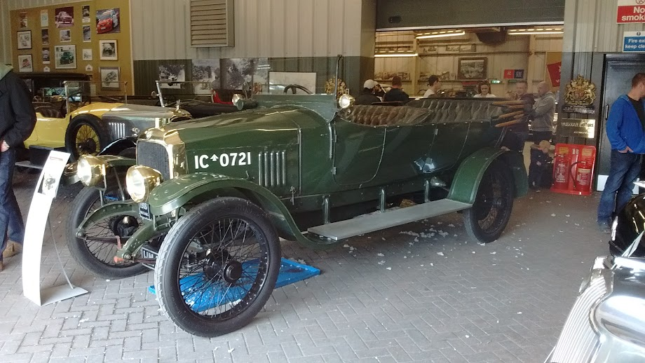 1917 Vauxhall British