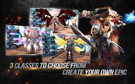 Goddess: Primal Chaos - English 3D Action MMORPG