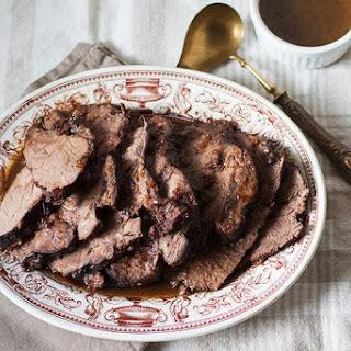Brasato al Barolo (Piedmont-Style Pot Roast).