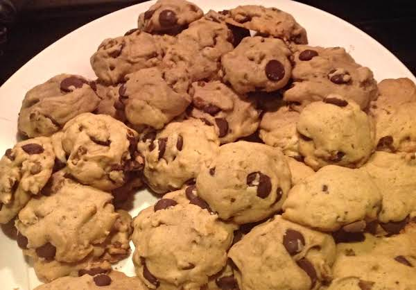 Melted Butter Chocolate Chips