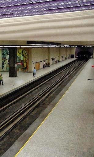 蒙特利尔地铁壁纸