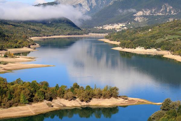 il lago di villetta barrea di rino_savastano