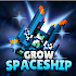 Grow Spaceship - Galaxy Battle