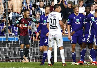 """Anderlecht et ses moments de déconcentration: """"On retombe assez vite dans nos travers"""""""