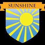 Button Sunshine