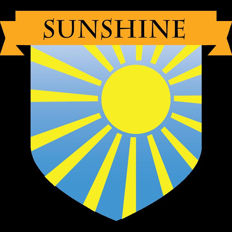Logo of Button Sunshine