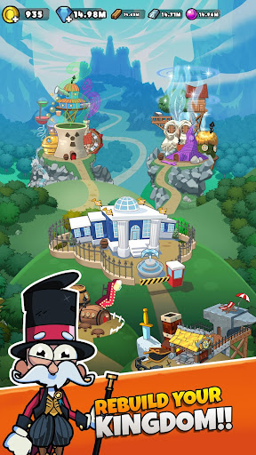 Overloot u2013 Loot, Merge & Manage your gear! android2mod screenshots 4
