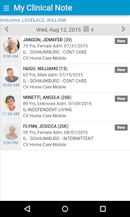 CareVoyant Mobile- screenshot thumbnail