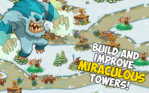 Tower Defense: Magic Quest Apk Download For Android and Iphone 2
