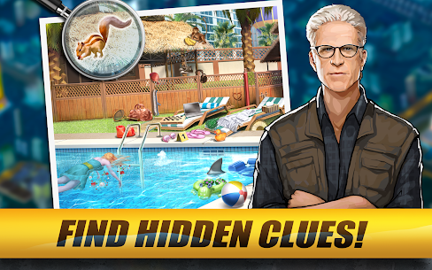 CSI: Hidden Crimes MOD Apk 2.60.4 (Unlimited Coins/Energy) 8