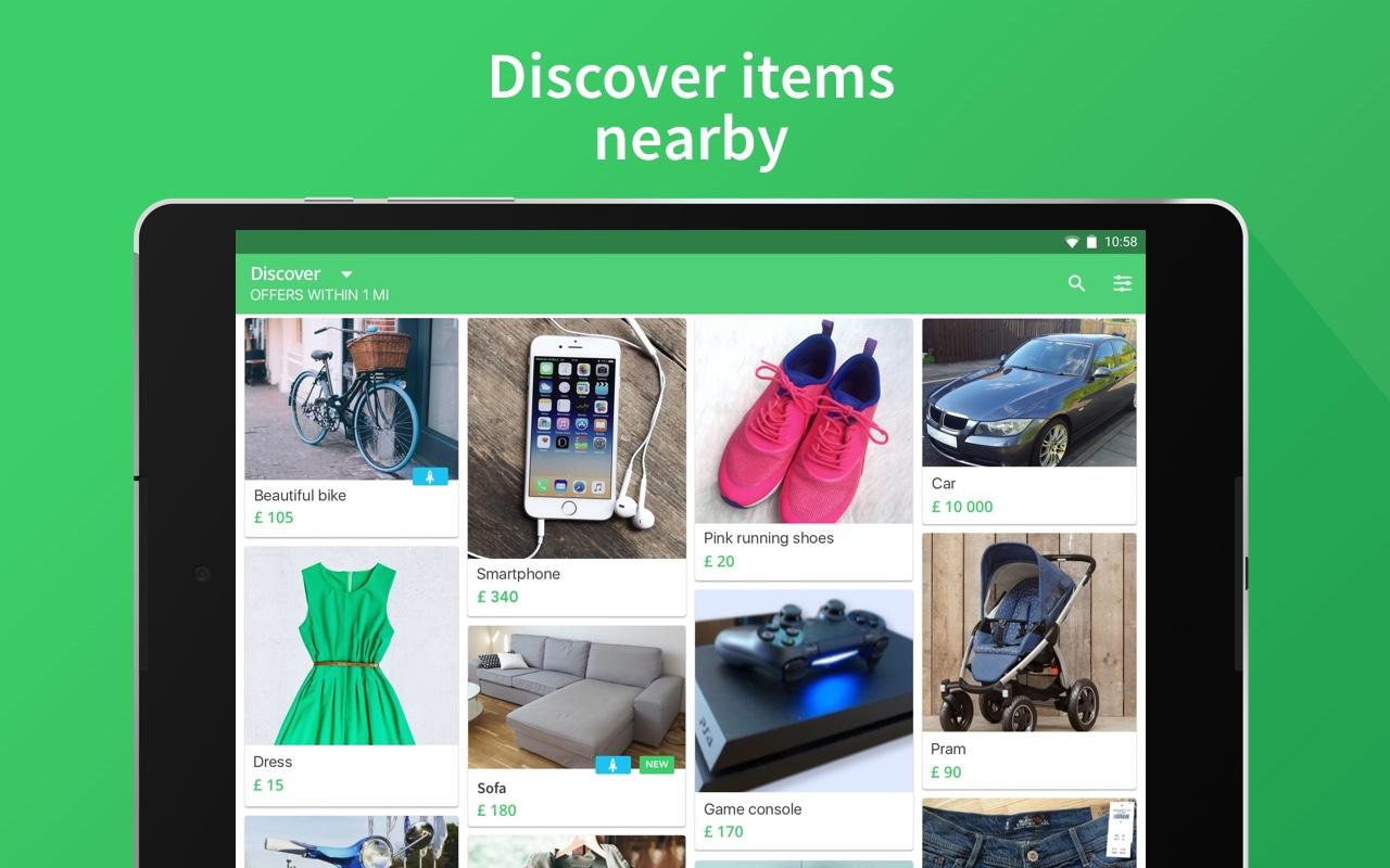 shpock boot sale classifieds app buy sell screenshot - Gebrauchte Schlafzimmer In Koln