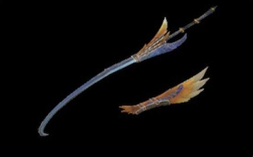 風鎌刀ウンギル
